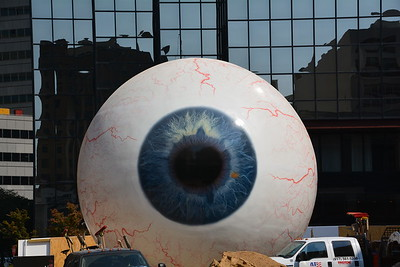 Eye in Dallas