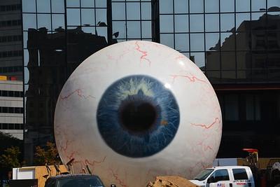 Eye in Dallas
