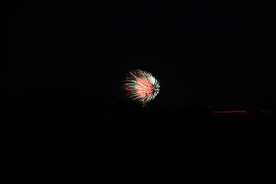 Rowlett Fireworks at Bayview 2015