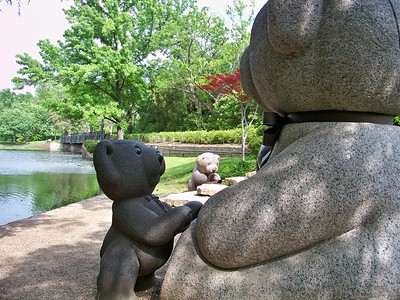 Teddy Bear Park 4-13-12