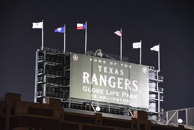 Texas Rangers 5-17-2014