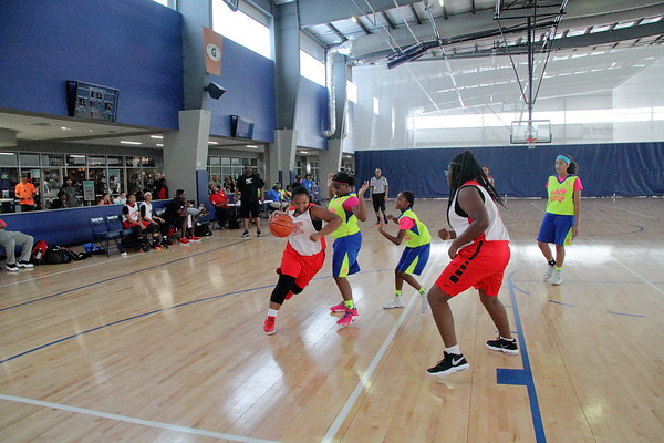 Dallas Athlete Elite Girls Basketball