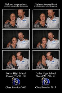 Dallas HS Class of 79, 80, & 81 Reunion 2015