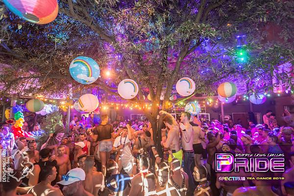 SPECTRUM | The Dallas Pride Tea Dance 2018
