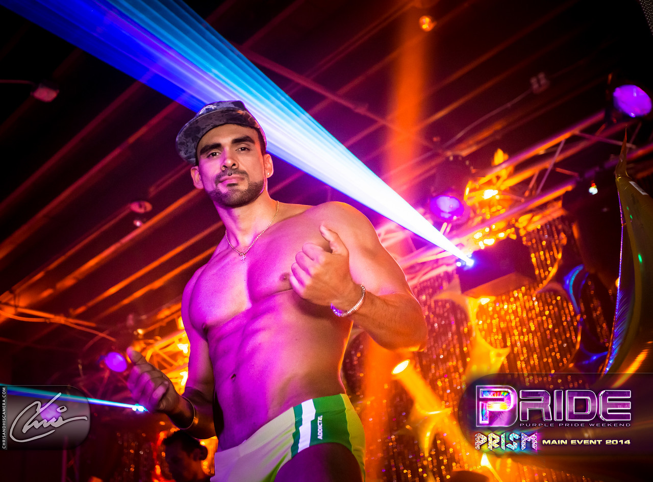 PRISM   Dallas Pride Main Event 2014