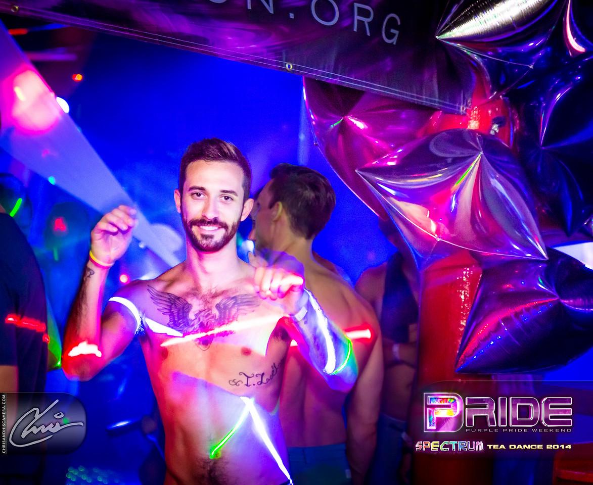 SPECTRUM   Dallas Pride Tea Dance 2014