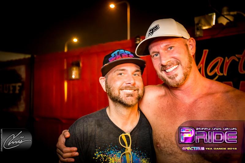SPECTRUM | The Dallas Pride Tea Dance 2015