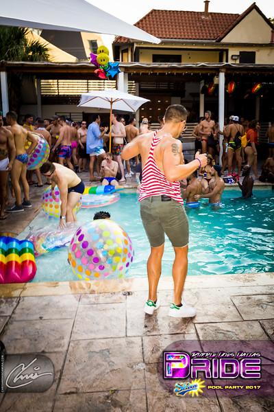 SHINE   The Dallas Pride Pool Party 2017