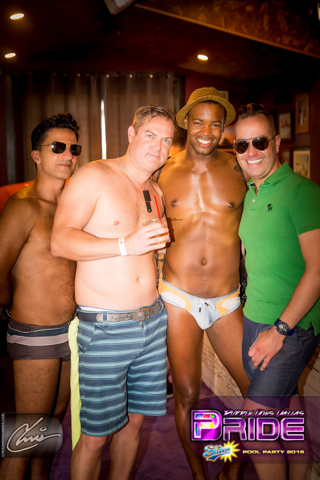 SHINE | The Dallas Pride Pool Party 2015