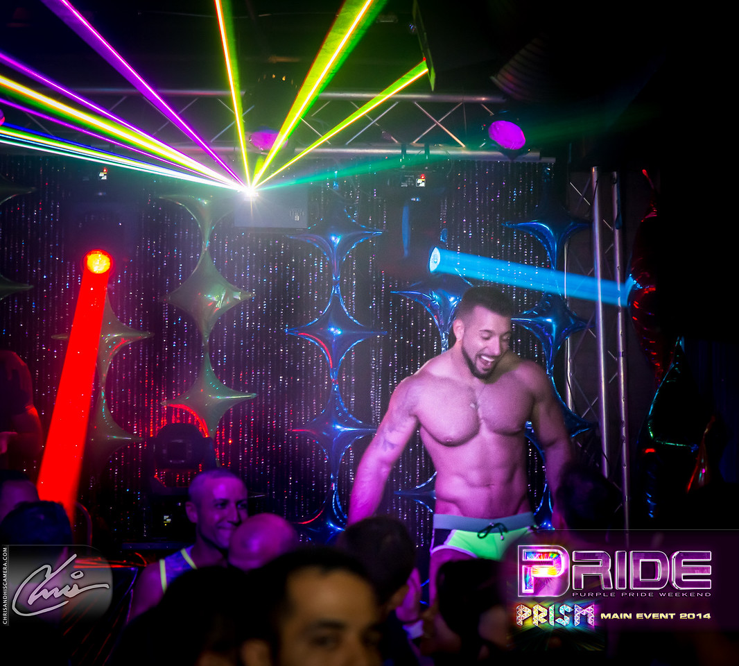 PRISM | Dallas Pride Main Event 2014