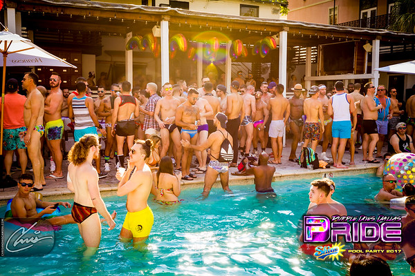 SHINE | The Dallas Pride Pool Party 2017