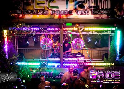 SPECTRUM   The Dallas Pride Tea Dance 2016