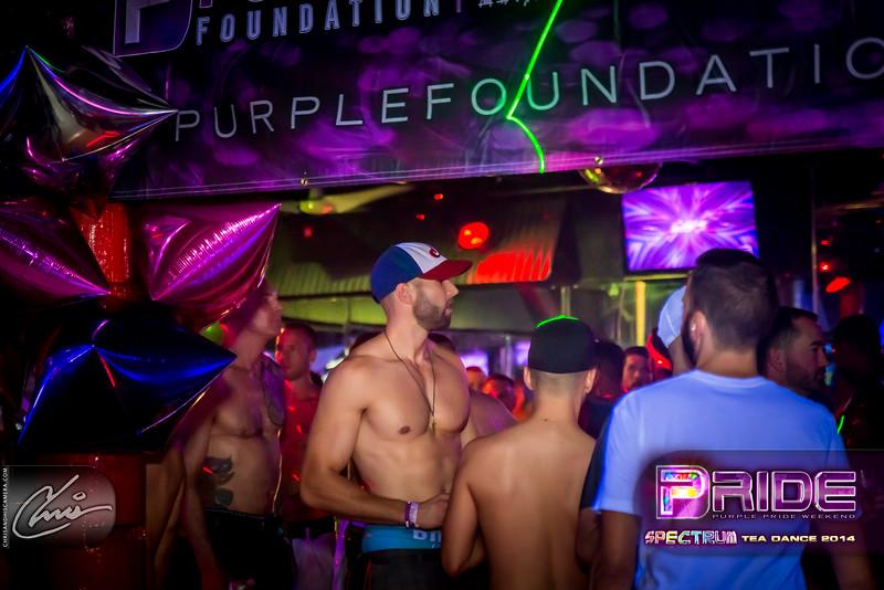 SPECTRUM | Dallas Pride Tea Dance 2014