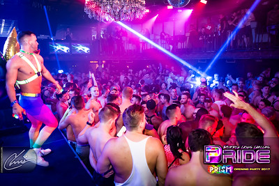 PRISM | The Dallas Pride Opening Party 2017
