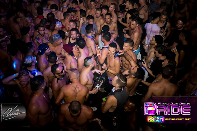 PRISM   The Dallas Pride Opening Party 2017