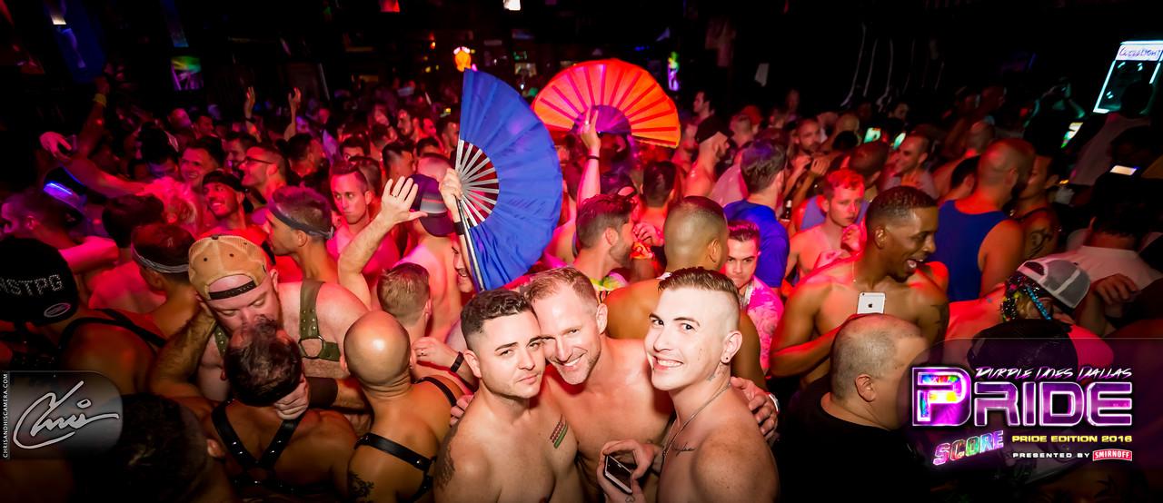 SCORE   Pride Edition 2016