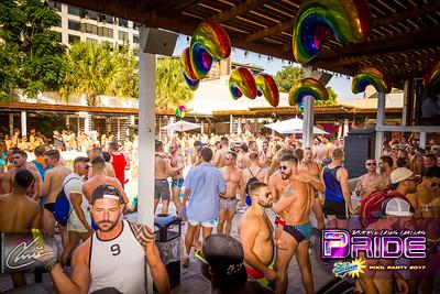 SHINE | The Dallas Pride Pool Party 2017