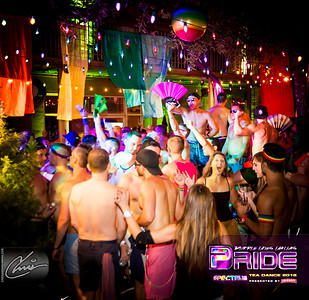 SPECTRUM | The Dallas Pride Tea Dance 2016