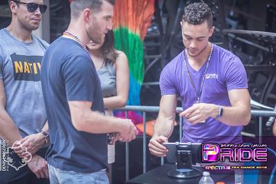 SPECTRUM   The Dallas Pride Tea Dance 2018