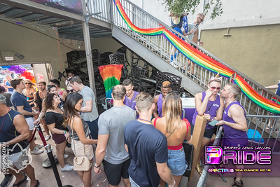 SPECTRUM | The Dallas Pride Tea Dance 2018
