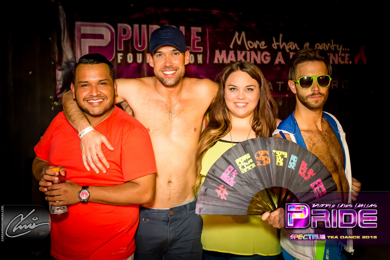 SPECTRUM | The Dallas Pride Tea Dance 2015