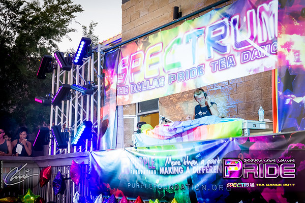 SPECTRUM   The Dallas Pride Tea Dance 2017