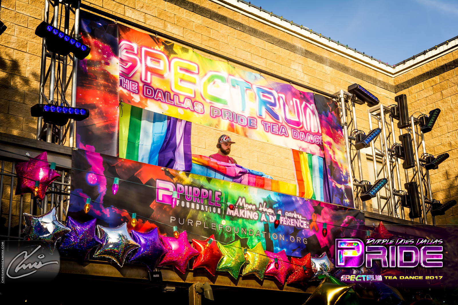 SPECTRUM | The Dallas Pride Tea Dance 2017