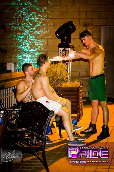 SPECTRUM | The Dallas Pride Tea Dance 2017