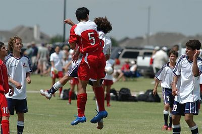 Dallas Texans 90 North Red