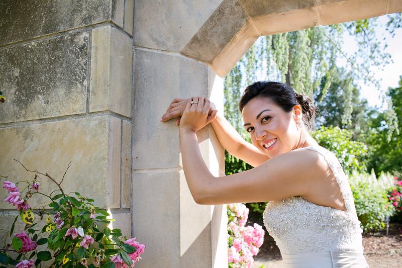 Dallas bridal portraits