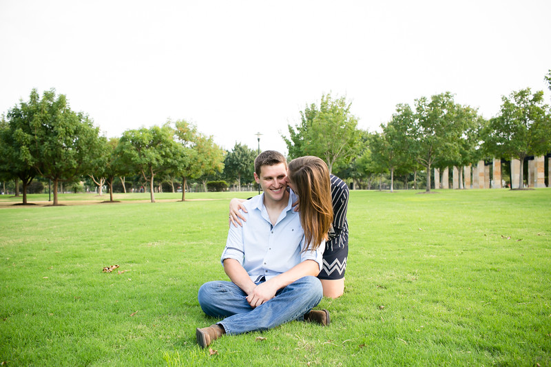 """Katie and Bryan's Dallas engagement portrait session by Dallas wedding photographer Monica Salazar.  To view more of my work visit my website - <a href=""""http://www.monica-salazar.com"""">http://www.monica-salazar.com</a> <br /> To contact us you can email us at monicasalazarphoto@gmail.com or call 972.746.3557."""