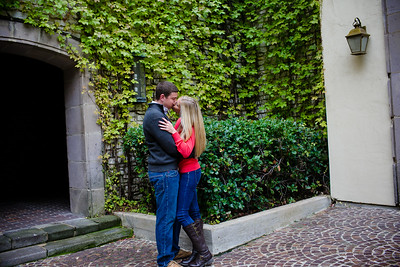 Las Colinas Engagement Session {Nick and Sara}