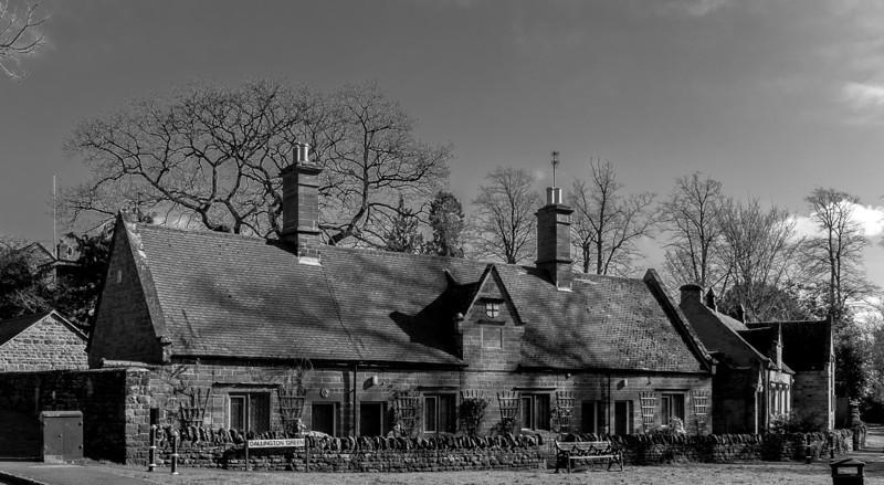 The Village Hall (1840), Dallington Green, Dallington, Northants