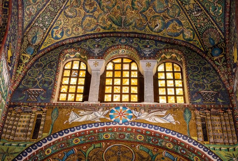 Ravenna, Italy.