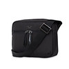 Dalston;Palermo;Convertible X- Body;129-301-BLK;Three Quarter with Strap
