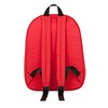 "Dalston; Berlin; Backpack; 15""; 129-401-RED; Back"