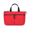 Dalston; Antwerp; Cross Body; 10''; 129-202-RED;Front