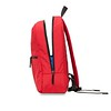 Dalston; Berlin; Backpack; 15''; 129-401-RED; Side Open
