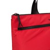 Dalston; Antwerp; Cross Body; 10''; 129-202-RED; Detail 1