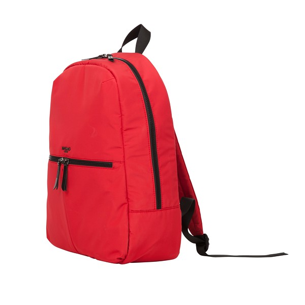 Dalston; Berlin; Backpack; 15''; 129-401-RED; Three Quarter