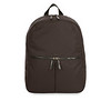 "Dalston; Berlin; Backpack; 15""; 129-401-BLK; Front"