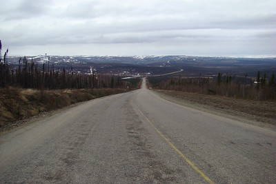 MP130 looking south.