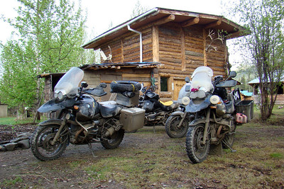 Bikes At The B&B