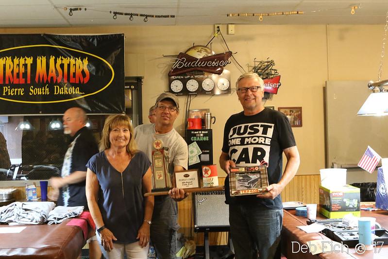 """2017 People's Choice Award"" ~ Orv and Linda henrickson, Rapid City, SD ~ '62 Chevy Impala SS"