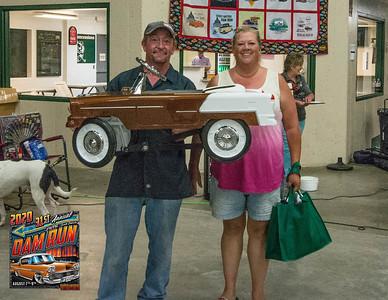 Pedal Car RafFLE ~ Swartz Family