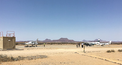 Wilderness Airlines  Hub, Doro Nawas