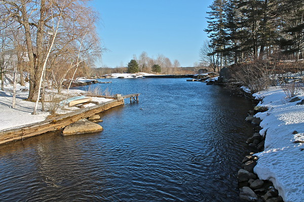 15.03.22 Damariscotta Mills - Alna Head Tide
