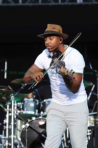 Damien Escobar live at the Dell Music Center in Philadelphia