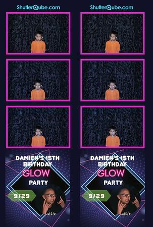 Damien's 15th Birthday - Houston, TX - 09/29/18