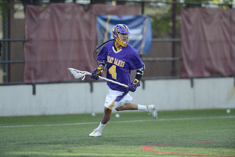 2013 MAY 11: The University of Denver Men's Lacrosse team defeated Albany 19-14 in the opening round of the NCAA Tournament at Peter Barton Lacrosse Stadium in Denver, CO. Photo: Ryan McKee/Rich Clarkson and Associates, LLC